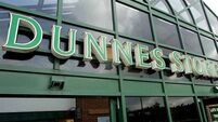 Dunnes Stores ties with Tesco for second spot