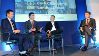 Connecting Cork tells London launch that city means business post-Brexit
