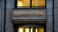 Alarm call from stricken German banking giant Deutsche Bank