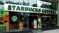 Starbucks plans 5,000 stores in China