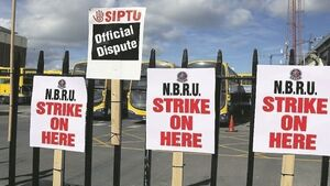 Dublin Bus dispute will lead to a general strike in public transport