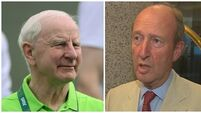 Why Shane Ross didn't have a sporting chance against the Olympics boss