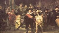 Rembrandt's 'Night Watch', ousted by teen's phone watch