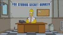 The Simpsons took live calls for the first time in their new episode