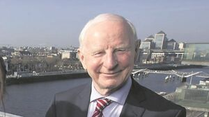 Shane Ross left red faced but you gotta love Pat Hickey's chutzpah