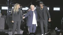 Why Hillary needs to lift the hearts of the audience, music hall-style