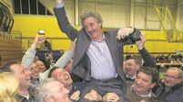 Wrestling with his conscience has been a constant since John Halligan took up role
