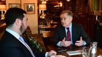 Brendan Howlin plans to bring Labour back to basics
