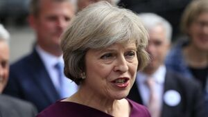 Irony heaped on darkening farce - Court rules against May's plan
