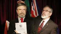 Gerry Adams will look to his own first and that limits Sinn Féin's growth
