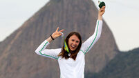 It could have been gold, says silver star Annalise Murphy