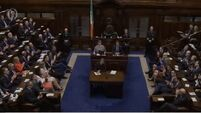 Government defeated in Dáil: Options limited