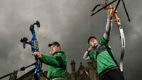 Green shoots as Ireland prepares to host Archery World Championships