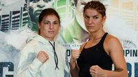 Weight battles over for Katie Taylor