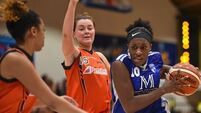 Friends first for Glanmire's much-travelled star Chantell Alford