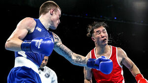 Steven Donnelly just one fight from an Olympic medal