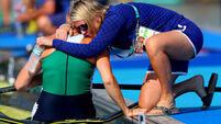 Tearful Sanita Puspure heartbroken as Rio Olympics dream ends