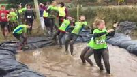 VIDEO: Miss Cork and GAA stars get mucky for Mud Run launch