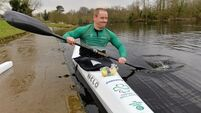 One step at a time for Pat O'Leary, but Paralympic one his mightiest