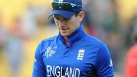 England rack up record ODI score of 444