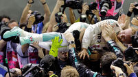 Advantage Nico Rosberg after Singapore win
