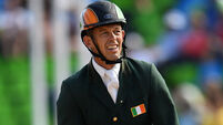 Jonty Evans steals the show at Rio Olympics with double clear