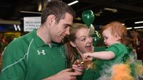 Ireland's Paralympic heroes already looking to next goals
