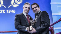 Billy Walsh dedicates global award to late father Liam