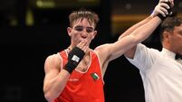 Michael Conlan to seek Jason Quigley's advice on potential move to America