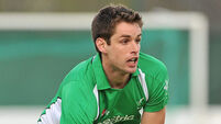 Veteran John Jermyn back on radar but Ireland fall short