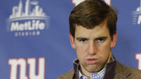 Eli Manning masterful as New York Giants continue winning streak