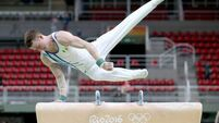 Kieran Behan raising the bar for gymnastics in Ireland