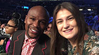 Katie Taylor mixes with the stars as Madison Square Garden date is in the pipeline