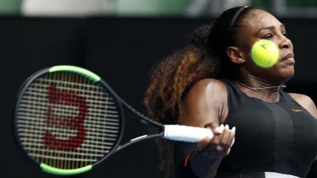 Serena Williams: I can only get better