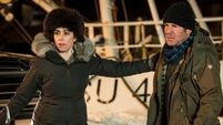 Dennis Quaid braves the elements to join Fortitude