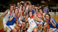 Positive Glanmire zone in on another double dream