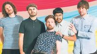 Change of direction, but Ricky not predicting a riot for Kaiser Chiefs