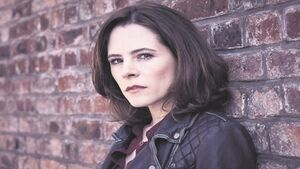 Force of nature Elaine Cassidy returns to our screens