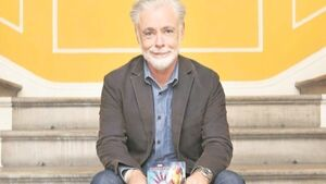 Stark truth about Eoin Colfer and his new Irish Iron Man
