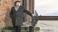 Ricky Tomlinson is slaying dragons and learning about his family history