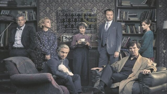 Sherlock strikes again with new series set to be darker than ever