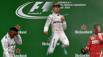 Four talking points ahead of Nico Rosberg's day of reckoning