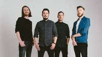 Irish band Riptide Movement set for stardom with new album