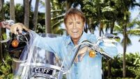 Cliff Richard is on the road again