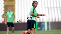 Jeff Hendrick got his move, now he wants goals