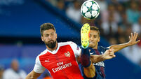 Alexis Sanchez saves Arsenal on night of surprises in Paris
