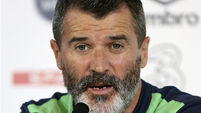 Roy Keane File Photo