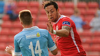 St Patrick's Athletic v Cobh Ramblers - Irish Daily Mail FAI Cup Quarter-Final