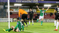 Cork City deliver in eight-goal thriller against Galway United