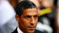 How the Irish fared: Chris Hughton happy as Brighton on the up